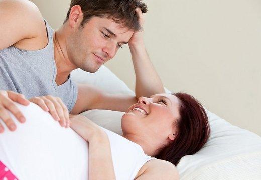 Сексуальное желание на ранних сроках беременности