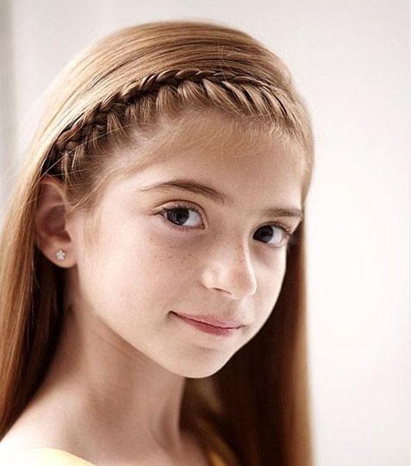 Tunsori și Coafuri Pentru Fetițe La școală Mamaplus