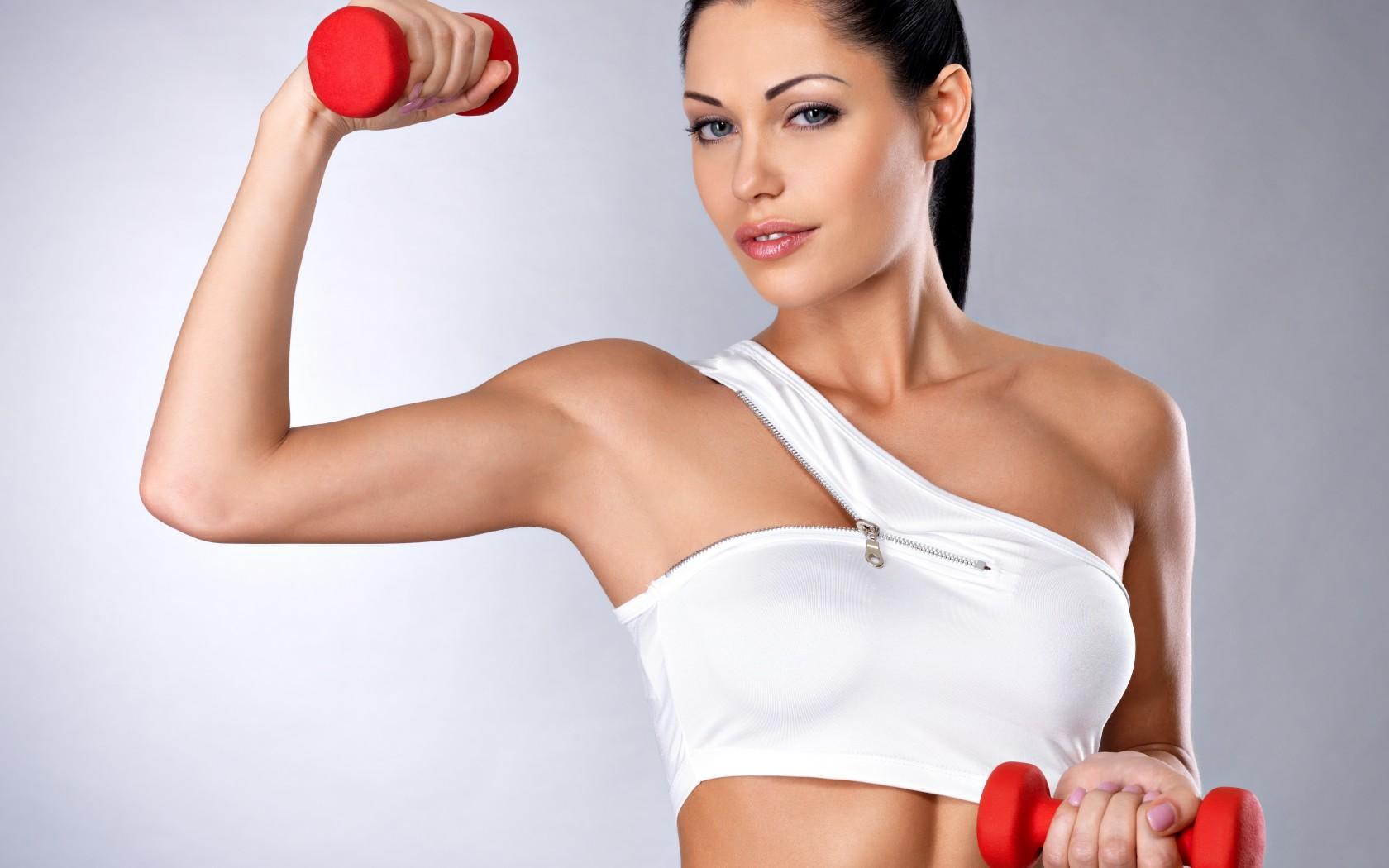 Как похудеть спине и груди