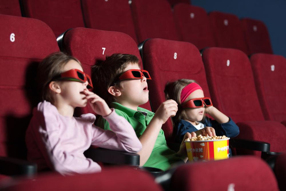 Картинки по запросу дети в кино