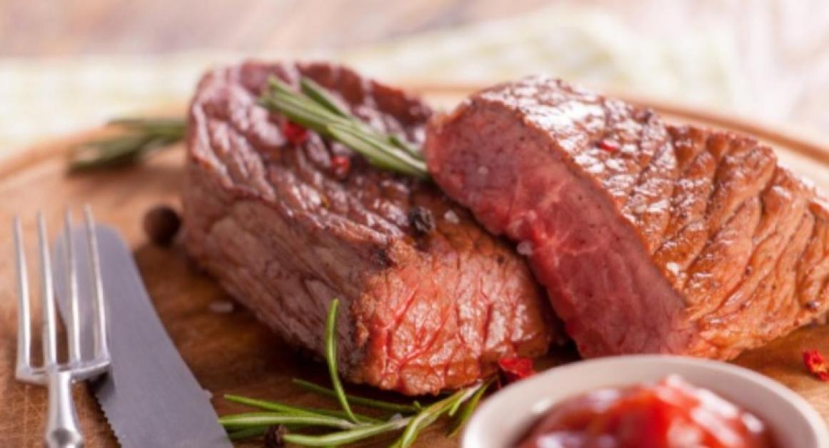 carne de vită hrănită te ajută să slăbești)