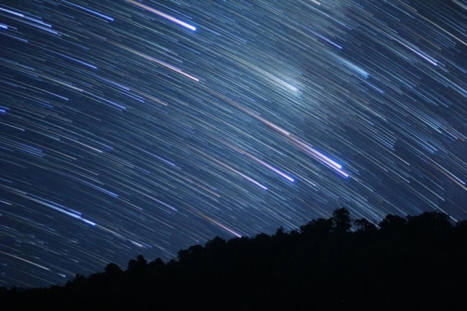 звездный поток картинки цвет