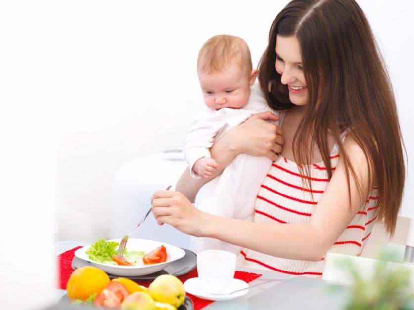 cum să slăbești pentru mama care alăptează)