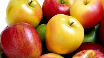 dieta cu mere)
