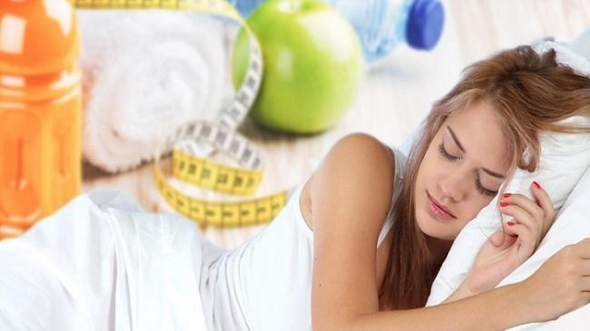 cum pierd în greutate dormit