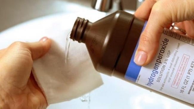 varicoza peroxidului de hidrogen