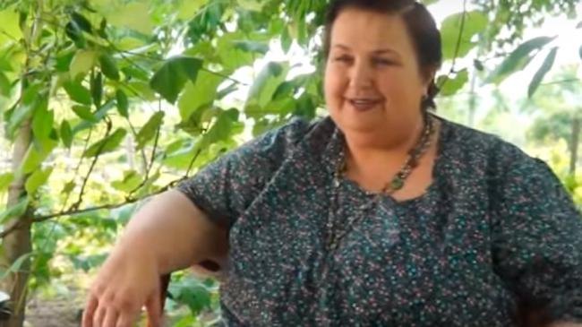 Femeia în vârstă de 49 de ani nu poate slăbi)